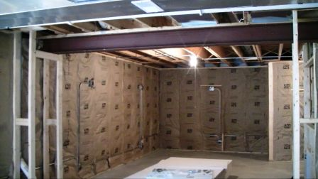 Basement finishing as an owner builder save money on your for Appraisal value of unfinished basement