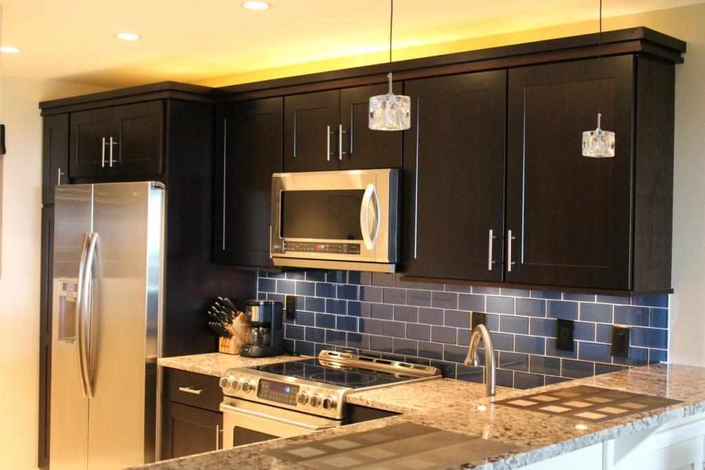 casing (these can affect the cabinet layout for your kitchen remodel