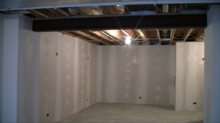 Basement Finishing As An Owner Builder Save Money On Your - Drywall for basement
